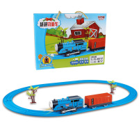 Birthday Gifts Thomas And Friends Electric Trains Track Set Diecasts Toy Vehicles Creative Toys Trackmaster Model