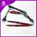 Free Shipping Red Color Hair Extension Fusion Iron Connector Keratin Bonding Tools Adjustable Temperature Fusion Heat Connector