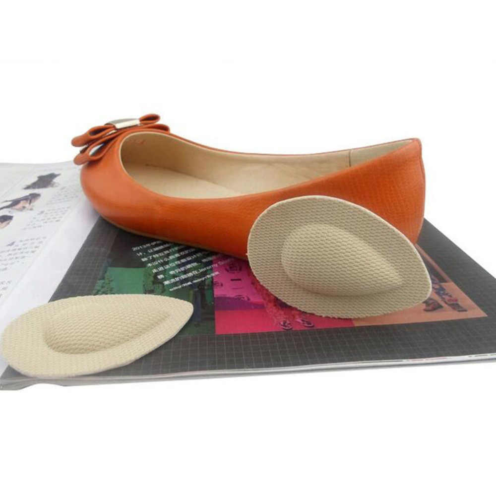 1 Pair High Heel Shoes Insole Forefoot Metatarsal Ball of Foot Support Feet Massage Cushion Sole Orthopedic insoles Shoe Pads