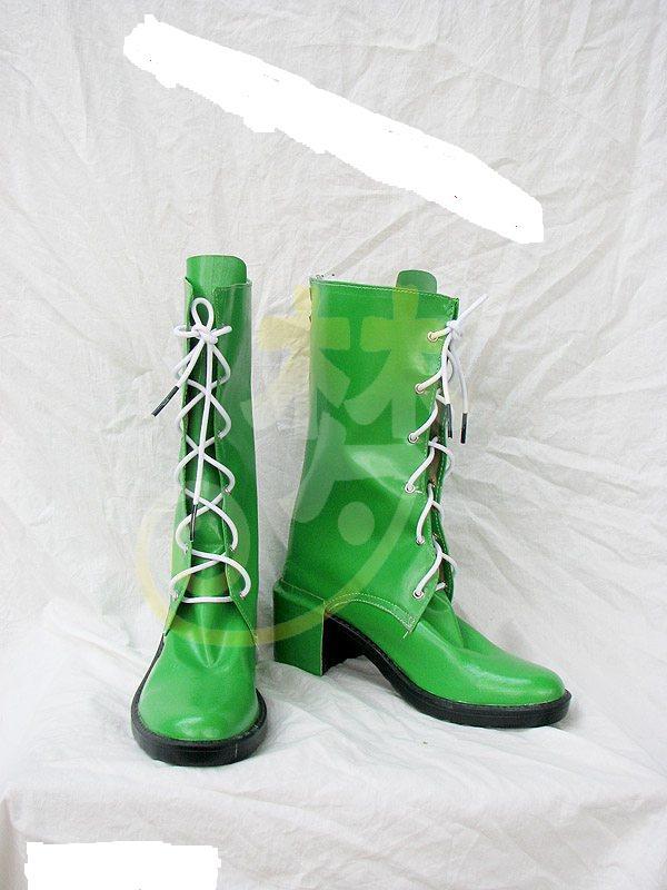 Hot Anime Sailor Moon Kino Makoto Shoes Halloween Cosplay Boots