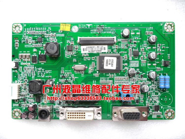 Free Shipping>Original 100% Tested Working EX235 motherboard EX235V E2350VV driver board M-002B EAX61394701Free Shipping>Original 100% Tested Working EX235 motherboard EX235V E2350VV driver board M-002B EAX61394701
