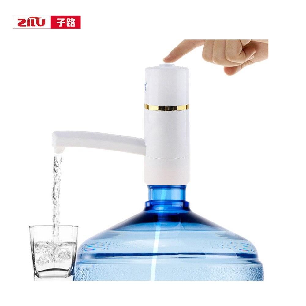 Wasser Flasche Dispenser Wasser Drahtlose Wiederaufladbare Elektrische Wasserpumpe Tragbare Trinken Flaschen Drink Werkzeuge