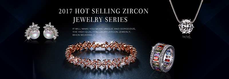 EMMAYA Fashion 10 Colors AAA CZ Element Stud Earrings For Women Wholesale Chea Factory Price 1