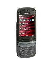 Восстановленное Оригинальное C2-03 разблокирована Nokia C2-03 мобильного телефона, Черный и белый цвета вы можете выбрать