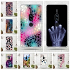 Case For Sony Xperia XZ2 Cases Silicone Cute Cover For Sony Xperia XZ2 Compact Case sFor Sony XZ2 Premium Soft TPU Phone Cover