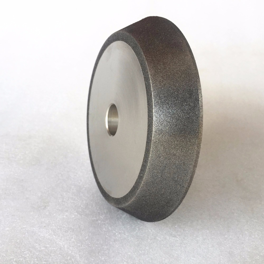Cubic Boron Nitride Grinder Wheel Diameter 125mm Special for grinding/Sharpening HSS Material Drill Bits 125*20*19mm-in Tool Parts from Tools    2