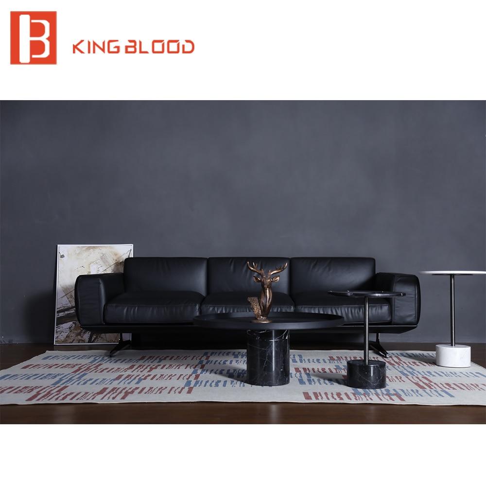 Aliexpress Com Comprar Moderno Gris Superior Ltima Esquina Sof  # Muebles Puro Cuero