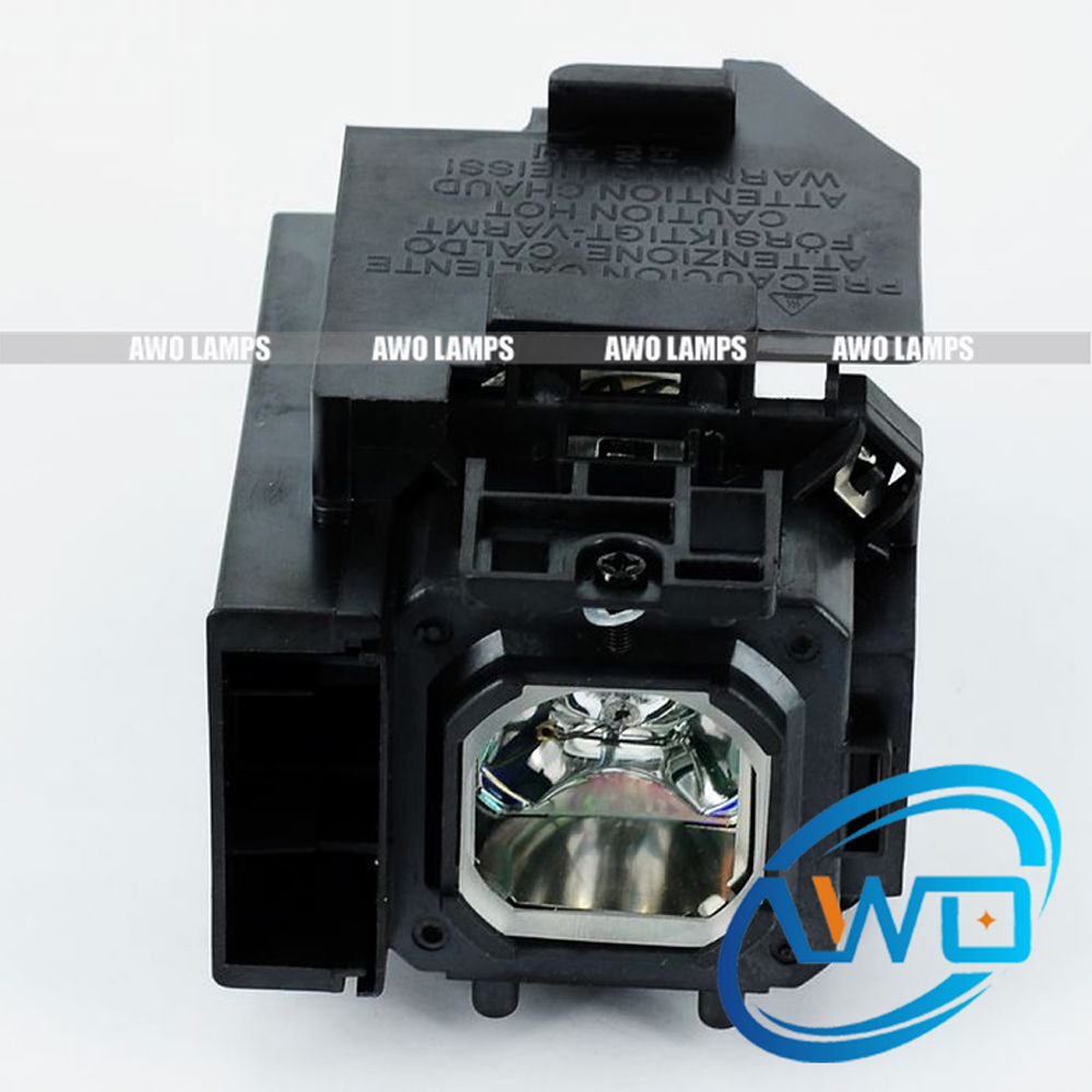 AWO Brand NEW Compatible Projector Lamp VT80LP with housing for VT48/VT49/VT57/VT58/VT58BE/VT59 awo compatibel projector lamp vt75lp with housing for nec projectors lt280 lt380 vt470 vt670 vt676 lt375 vt675