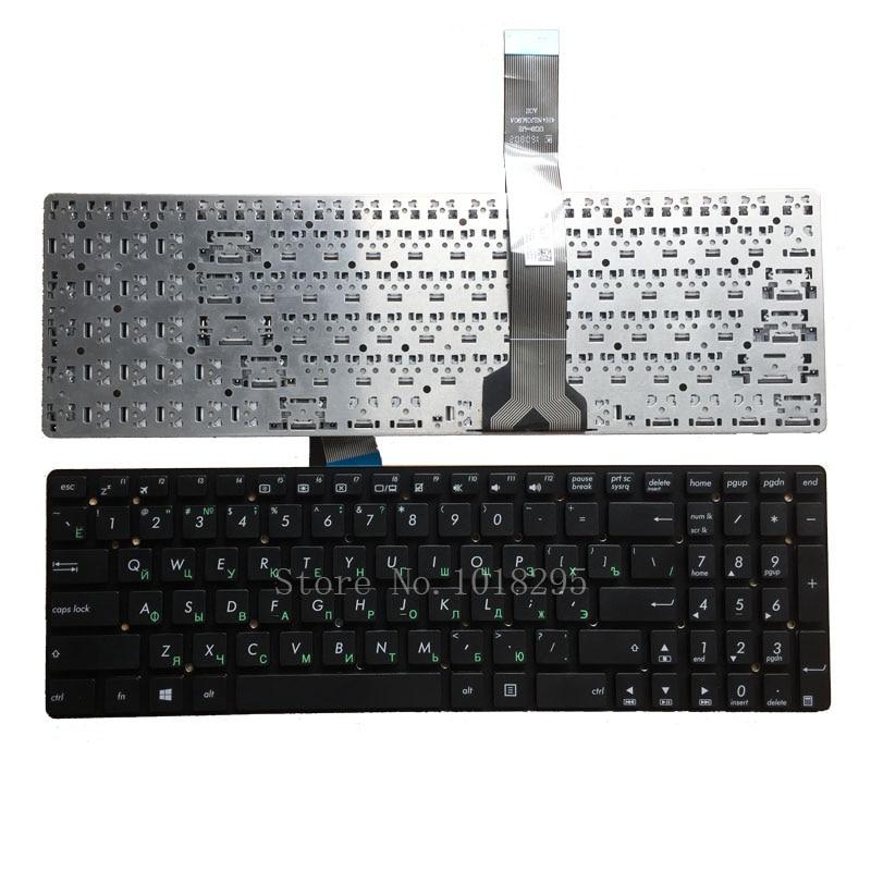 100% New for ASUS K55 K55A K55VD K55VJ K55VM K55VS A55 A55V A55XI A55DE A55DR R500v R700V Russian laptop Keyboard RU