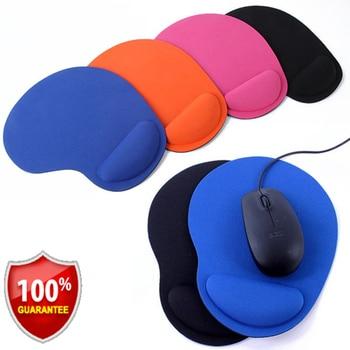 Trackball optique PC épaissir tapis de souris soutien poignet confort tapis de souris tapis souris livraison gratuite pour Dota2 Diablo 3 CS tapis de souris
