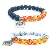 Charme Gebet Perlen Natürliche Energie Frauen & Männer Armband Healing Armreif Meditation, Heilung, Natürliche, Selbst Vertrauen