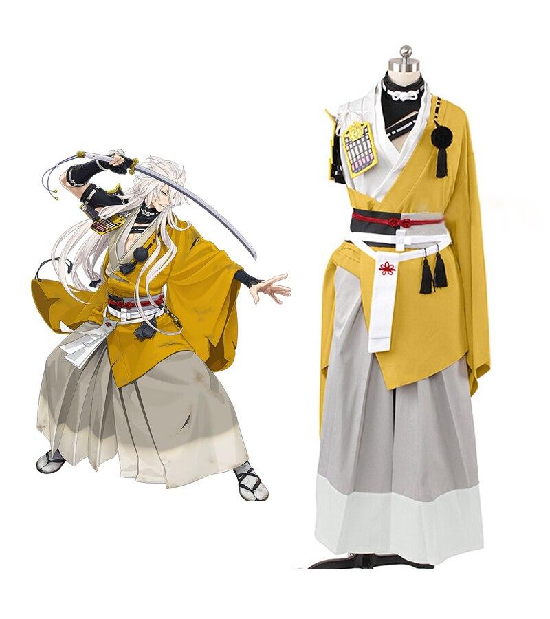 Touken Ranbu Kogitsunemaru Cosplay Costume Tailor Made