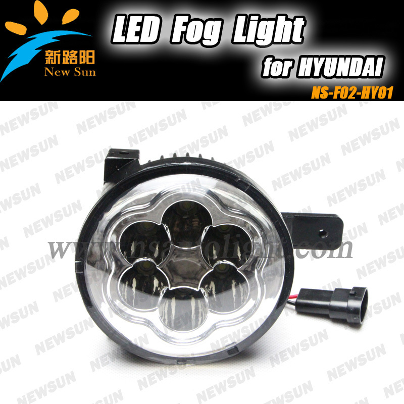 2013 New High quality led fog lights bumper lamp for Hyundai Tucson, car auto external light fog lamp assembly kit for Hyundai for hyundai new tucson 2015 2016 2017 stainless steel skid plate bumper protector bull bar 1 or 2pcs set quality supplier