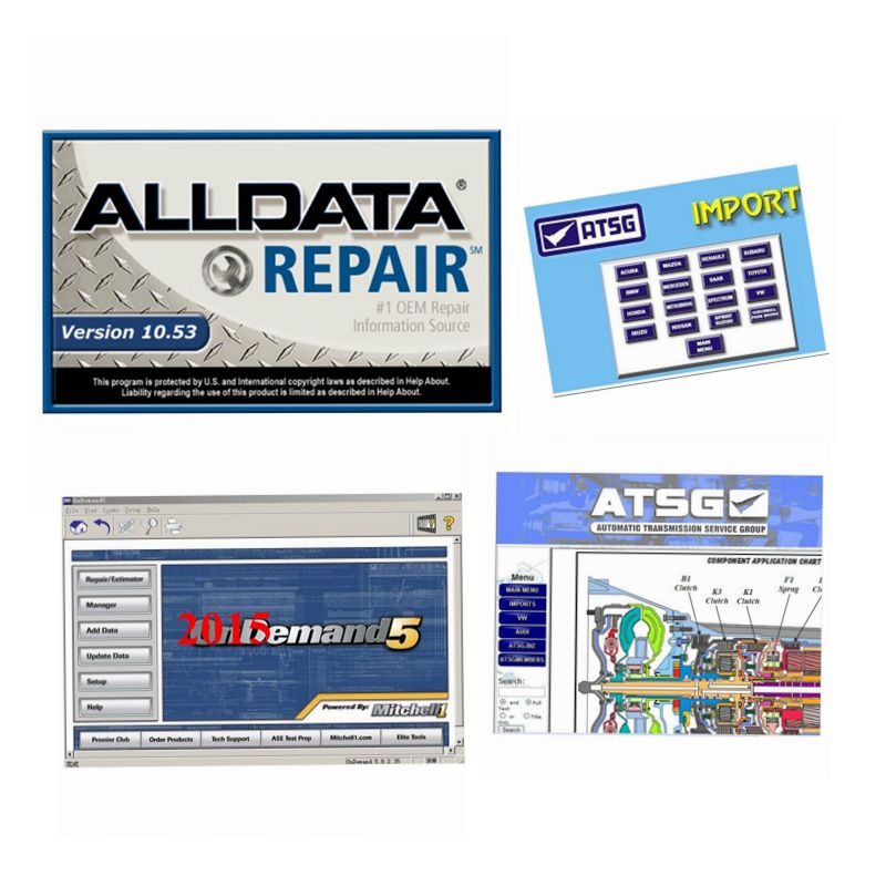 Auto repair software Alldata Mitchell ondemand software with atsg in 1tb hdd hard disk auto repair data all data 10.53 mitchellAuto repair software Alldata Mitchell ondemand software with atsg in 1tb hdd hard disk auto repair data all data 10.53 mitchell