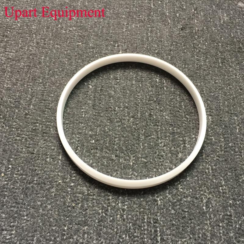 лучшая цена 1 piece 140x131x12mm ink cup pad printer ceramic ring