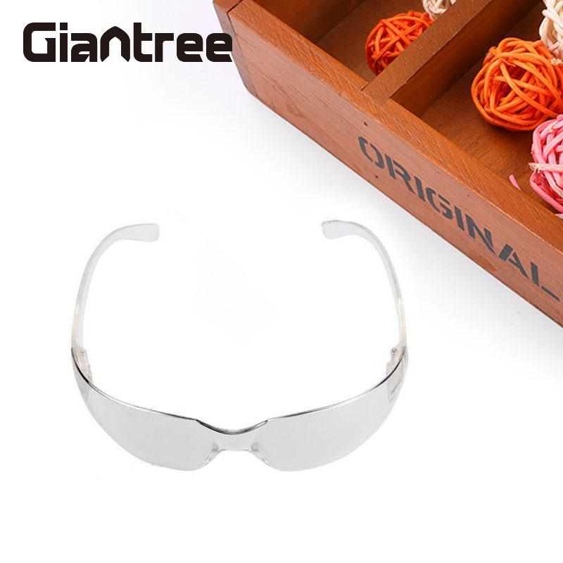 Giantree Safety Eye Glasses Protective Safe Glasses Work Spectacles Specs Sport Lab Eye Protection Protective Eyewear Clear Lens
