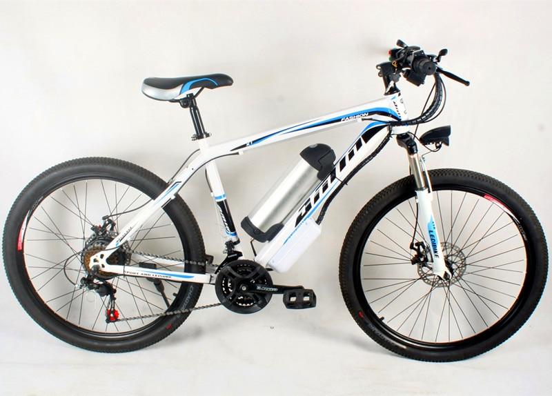 Haute qualité 48 v 500 w 12AH batterie au lithium vélo électrique 21 vitesse électrique vtt et vélo électrique vélo