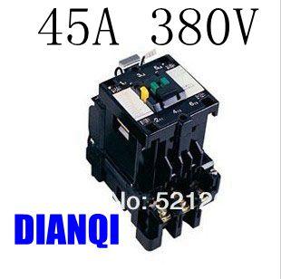 CJX8-45 ac contactor B Series Contactor CJX8 b45 AC380V 45A 50/60HZ original