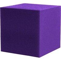 Flame Retardant Acoustic Foam 30*30cm Sound Reducing Foam Cube Acoustic Bass trap Sponge