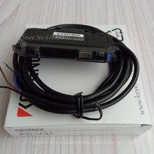 FS V31 KEYENCE sensores amplificadores de fibra óptica, alta calidad, novedad