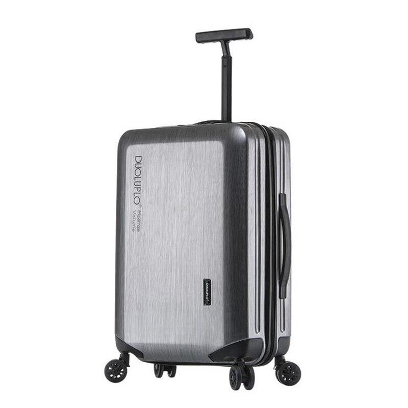 """20 """"24"""" 바퀴가 달린 가방 소녀 및 menpink 수하물 여행 가방 트롤리 가방 어린이 가방-에서롤링 짐부터 수화물 & 가방 의  그룹 1"""