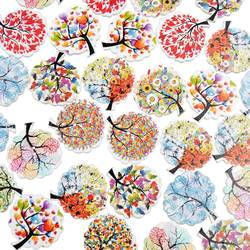 50 pcs new tree design 2 holes wooden buttons sewing buttons craft scrapbooking clothing accessories.jpg 250x250