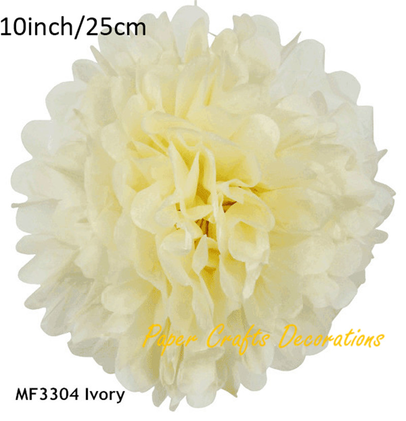 10inch25cm 30pcslot red velvet folding tissue paper pom poms 10inch25cm 30pcslot red velvet folding tissue paper pom poms flower balls wall decor wedding party birthday holiday decoration in artificial dried mightylinksfo