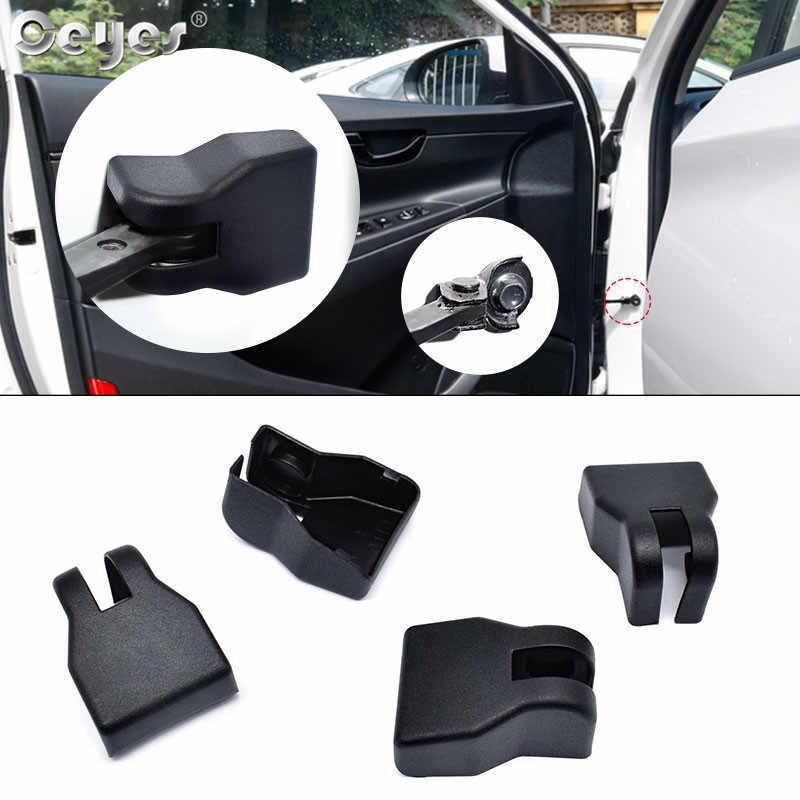 Küpler Araba Styling Kapı Durdurucu Sınırlayıcı kol kapağı Hyundai Elantra Tucson Sonata Için IX35 2017 K2 Solaris Creta Verna Aksesuarları