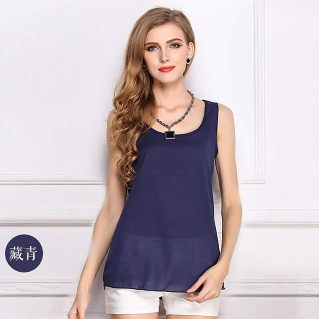 LIVA caramelo color camisa mujeres verano gasa Tops delgado sin mangas Blusas para las mujeres ropa ruffle elegante vintage Faldas