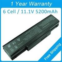 New laptop battery SQU 503 for msi GT725 GT729 GT735 M655 M660 MS1034 CR400X GX640X CR420X CX420X CBPIL44 S91 0300240 CE1