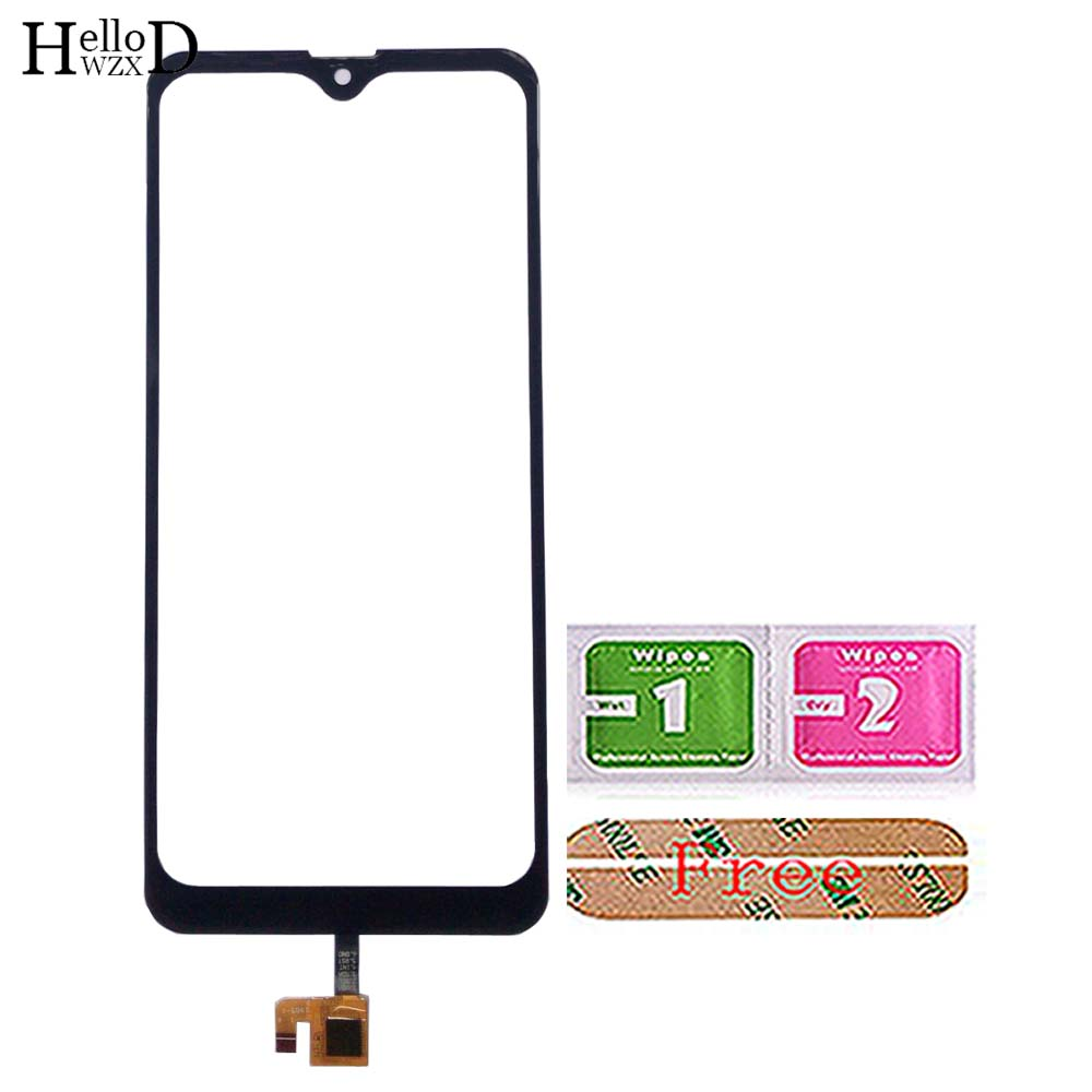 Image 4 - Touch Screen Panel For Leagoo M13 Touch Screen Glass Digitizer Front Glass Repair Parts Mobile Phone Tools Adhesive 3M Glue-in Mobile Phone Touch Panel from Cellphones & Telecommunications