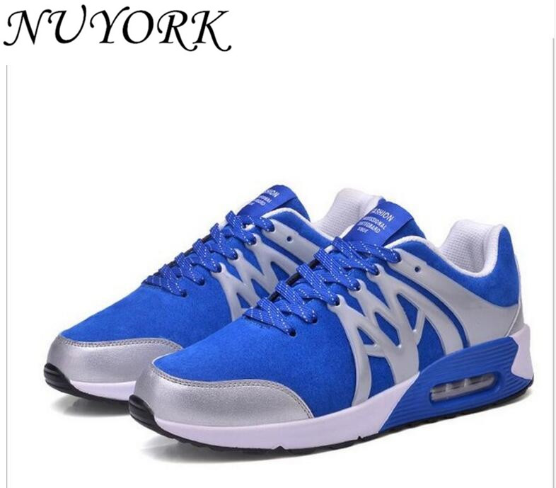 New listing hot sales Spring and Autumn Men sports shoes Breathable running shoes YX9987