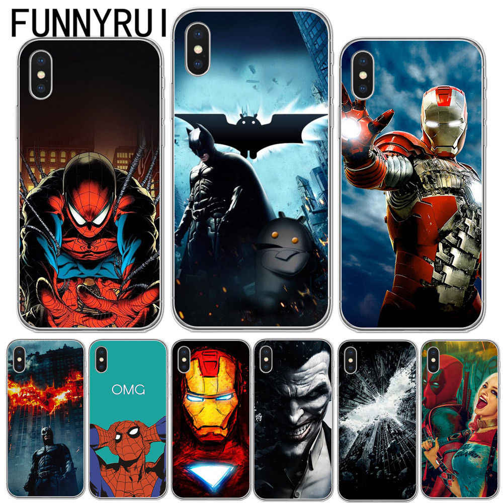 The Avengers in Watercolour iphone case