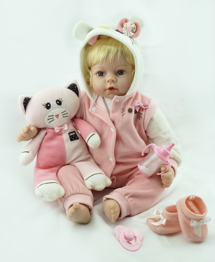 Online Buy Wholesale Silicone Baby Doll From China