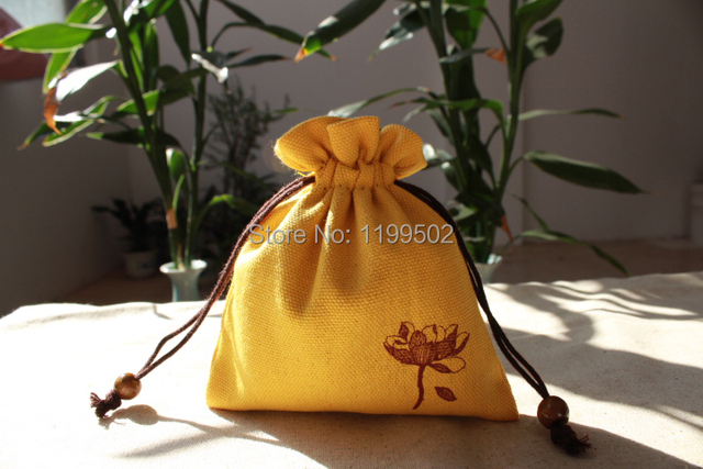 By Bulk Cotton Canvas Drawstring Jewelry Bags Whole For Bangle Necklace Decorations