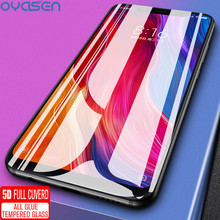 5D Full Cover Tempered Glass For Xiaomi Mi 8 SE Lite 9H Explosion-proof All Glue Screen Protector Film Pro