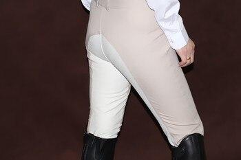 سروايل ركوب الخيل من Aoud سروايل مرنة تسمح بمرور الهواء مناسبة للفروسية سروايل للنساء سروايل للجنسين سرج