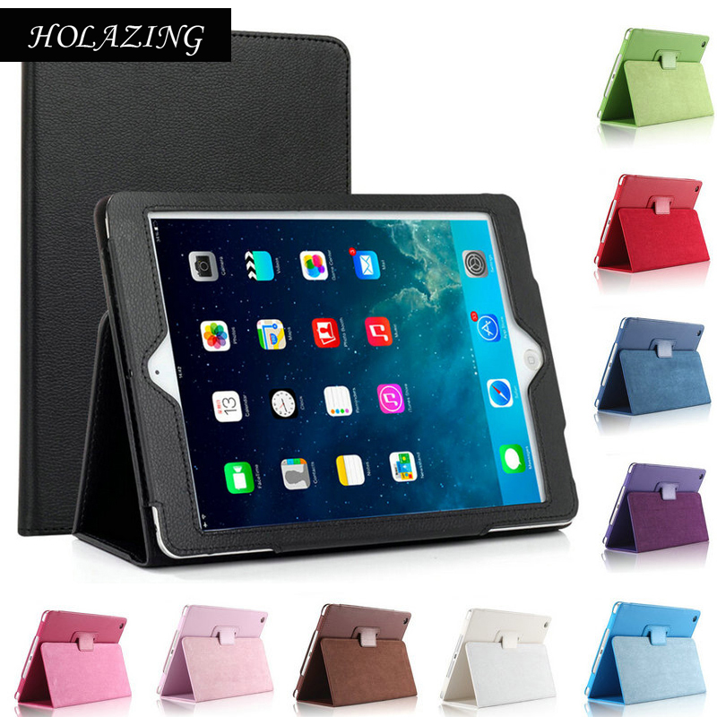 HOLAZING Full Body Protection Smart Wake-up Sleep Case For iPad 2 3 4 PU Leather Stand Cover For iPad3 iPad4 iPad2 Funda Coque premium pu leather case for ipad pro 9 7 2016 360 full protection smart stand auto sleep