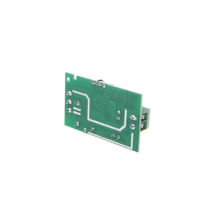 التيار المتناوب 220 فولت 1CH RF 433 ميجا هرتز لاسلكي للتحكم عن بعد وحدة تبديل رمز التعلم التتابع