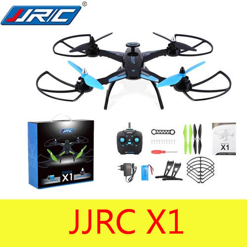 JJR/C X1 2.4GHz 4CH 6 Axis Gyro RC Quadcopter Brushless Ready-to-fly Helicopter RC Drone gartt interstellar pluto x250 mini quadcopter 250 rtf ready to fly super version rc drone
