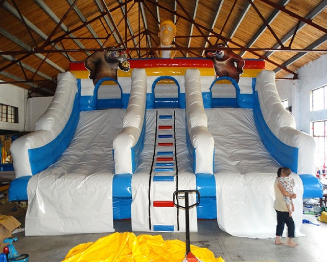Giant cheap water slides water slide for swimming pool -in Slides ...