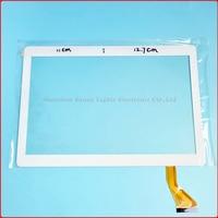 Nowy ekran dotykowy dla Teclast X10 3G Phablet 10.1 cal MT6582 Tablet ekran dotykowy panel dotykowy szkło digitizer wymienny czujnik w Ekrany LCD i panele do tabletów od Komputer i biuro na