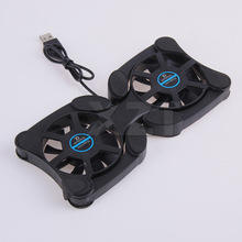 Foldable USB Cooling Fan CPU Cooler Mini Octopus Notebook Co