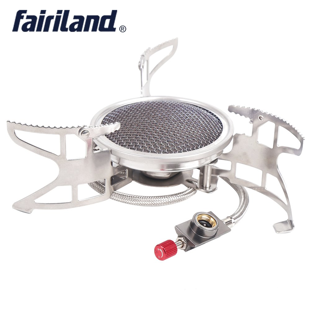 3800W Portable folding gas stove windproof camping stove
