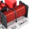 Profissional 150 W Multi Speaker Divisor de Freqüência de Áudio 3 Way Filtros Crossover Chegada Nova Alta Qualidade Componentes Acústicos