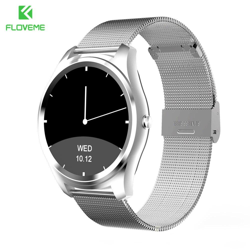 Prix pour Floveme sport smartwatch bluetooth smart wacht pour ios android anti-perdu femmes homme sync smart watch pour iphone samsung téléphone
