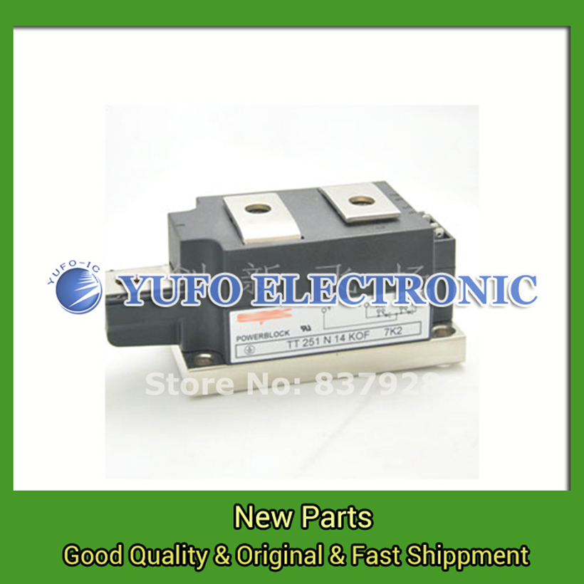 Free Shipping 1PCS TT251N14KOF Power Modules original new Welcome to order directly photographed YF0617 relay free shipping 1pcs cm50tf 24h power module the original new offers welcome to order yf0617 relay