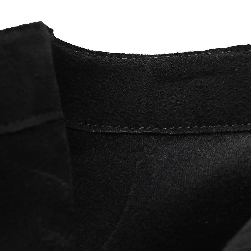 Zip Bottes En Bout Stiletto 2018 Mode Haut Pour Asumer D'hiver Cuir Pointu Talons Femmes De Ankleboots Chaude Enfant Noir Rhinstone Suédé wIzTFq