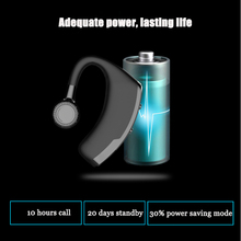 Afit V9 Wireless Voice Control Music Sports Bluetooth Handsfree Earphone Bluetooth Headset Headphones Noise Cancelling Headset