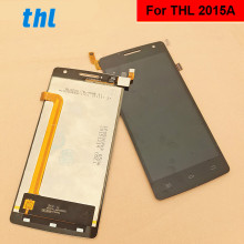 цены For THL 2015A LCD Display +Touch Screen+ Tools  Digitizer Assembly Replacement Accessories For Phone